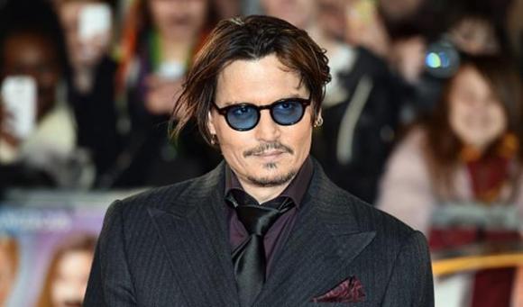 Johnny Depp. Foto: AFP