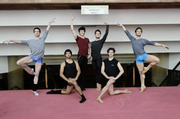 Los seis eligieron Uruguay y apuestan a la compañía. Foto: D. Borrelli.