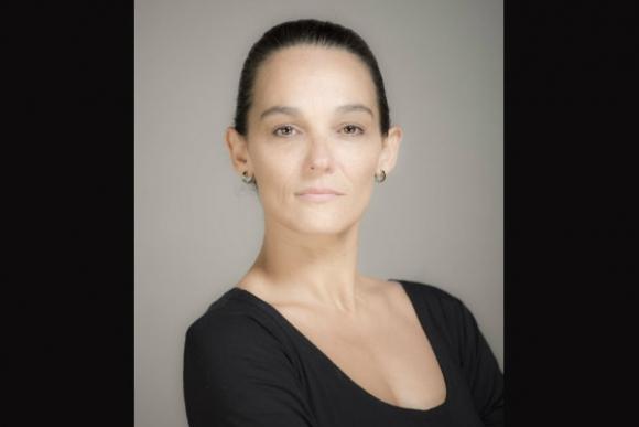Sofía Sajac, codirectora de la compañía . Foto: Leo Barizzoni.