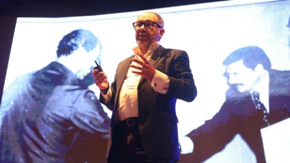 Javier Artigas, de Connectus Medical.