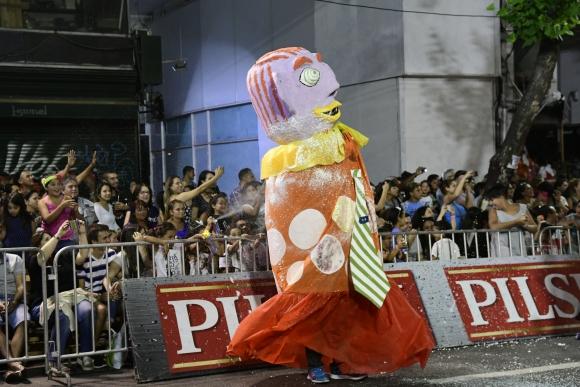 Así se vivió el Desfile Inaugural del Carnaval 2017. Foto: Marcelo Bonjour