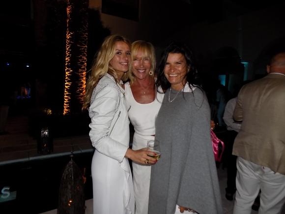 Andrea Martínez, Alicia Fernández, Patricia Torres.