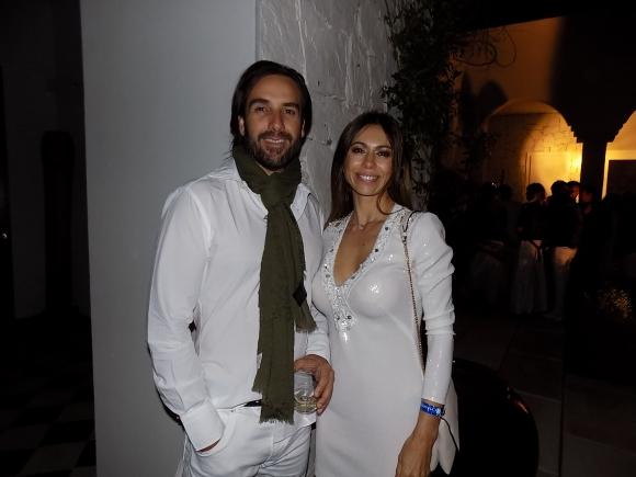 Alejandro Curccio, Patricia Balerio.