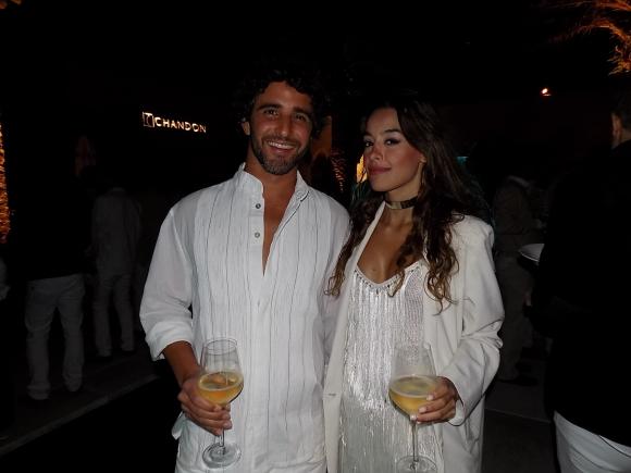 Manuel Antela, Julieta Moreira.