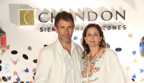Ramiro y Sol Otaño.