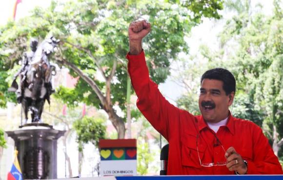 Maduro pidió a la oposición respetar la Constituyente. Foto: EFE