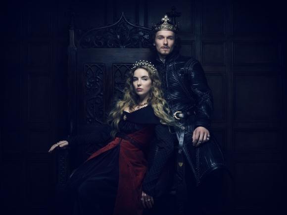 En <i>The White Princess,</i> la protagonista es la Princesa Elizabeth.