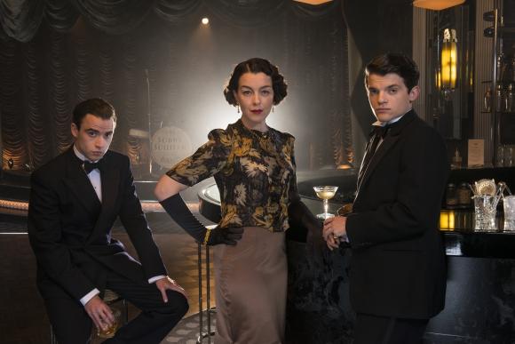 <i>The Halcyon </i>transcurre en un bullicioso hotel londinense en la Segunda Guerra.