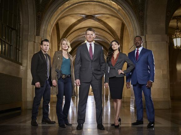 <i>Chicago Justice</i> es una serie de estreno que transcurre en tribunales.