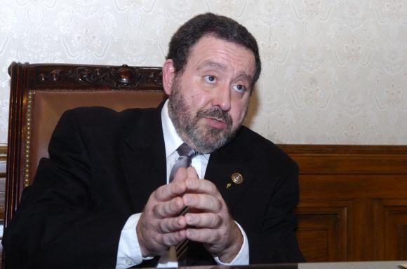 Jorge Chediak, ministro de la Suprema Corte de Justicia. Foto: Archivo de El País.