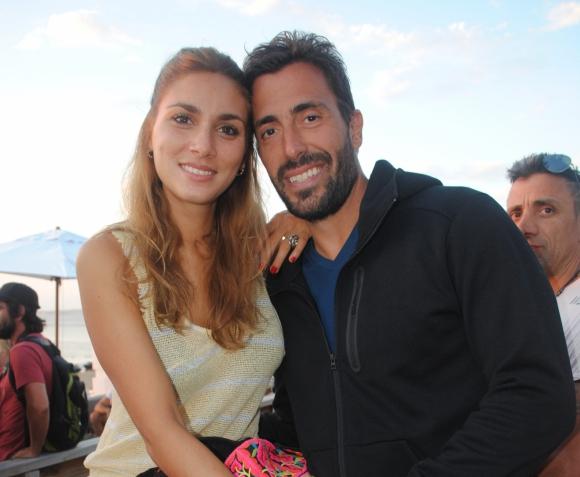 Sofía Marsetti, Patricio Barba.