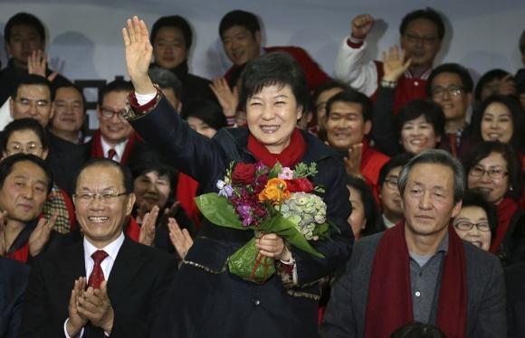 Park: la presidenta del Corea del Sur fue destituida ayer por la Justicia. Foto: AFP