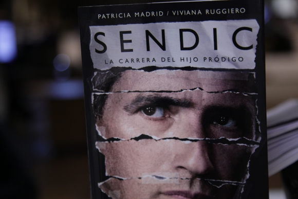 Sendic, la carrera del hijo prodigo. Foto: Gabriel Rodríguez