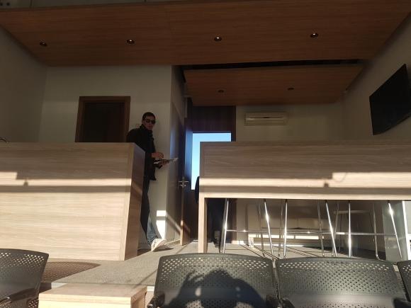 Así son por dentro los nuevos palcos de la Atilio García. Foto: @jpromeroh