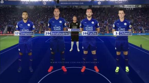 Leicester 1-6 Tottenham - Premier League