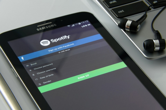 Spotify de distancia de su principal competidor. Foto: Pixabay