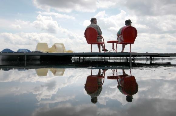 Baby-boomers conversaron con los millennials. Foto: Archivo