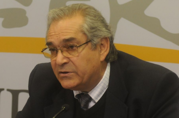 Enzo Benech: liberar información de combustible no es fácil. Foto: F. Flores