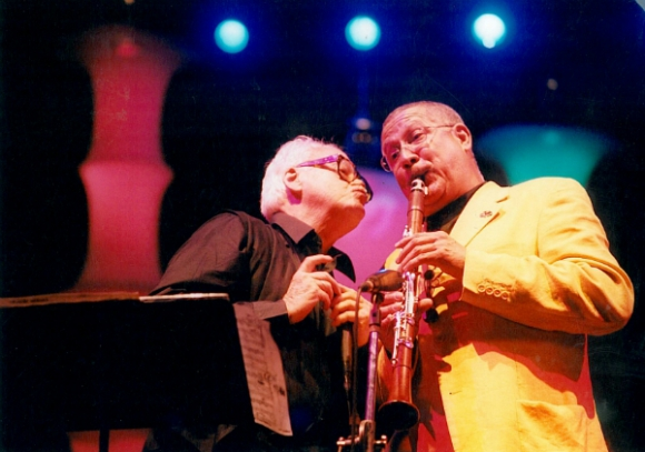 Paquito D'Rivera es el director musical del Festival de Punta del Este, que lleva más de veinte ediciones.