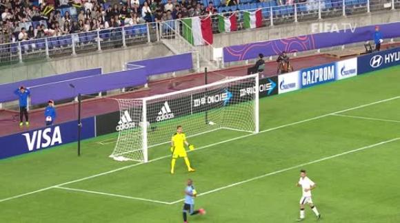 Uruguay 1 - Italia 0 Mundial Sub 20