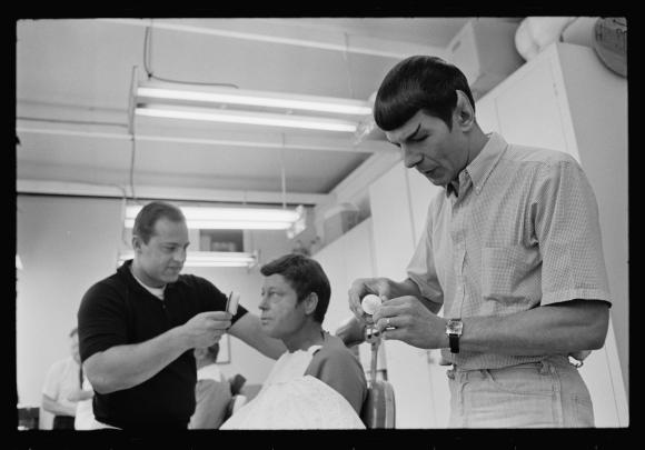 El primer episodio contará datos de la famosa serie <i>Star Trek.</i>