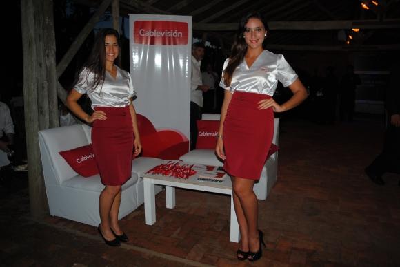 Magdalena Castillo y Lucía Guillen.
