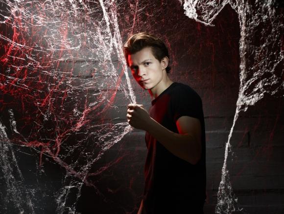 En esta película, la picadura de la araña ya se produjo.