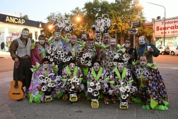 La Gran Siete en la nueva formación que presenta para este Carnaval.