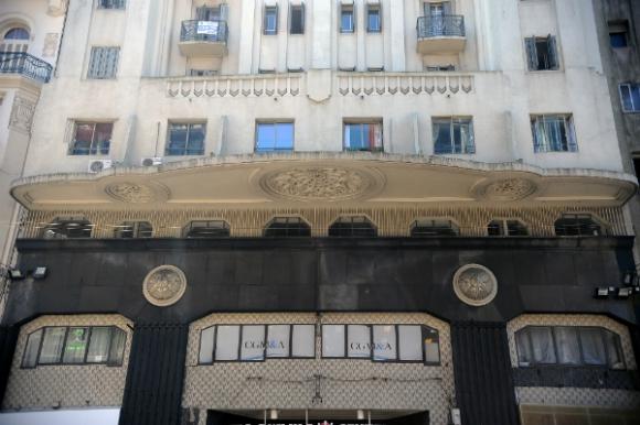 Edificio Vignale, un íncono sobre 18 de Julio.