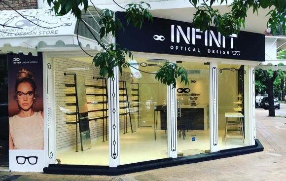 cbab02c226137 La marca de lentes Infinit desembarca en Uruguay con óptica «de ...