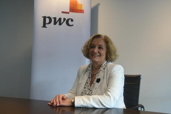 Geraldine Delfino es Senior  Manager del área de Selección de Personal de PwC.