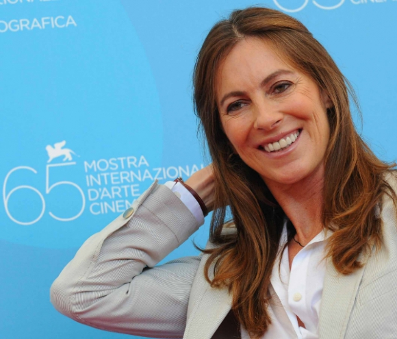 Kathryn Bigelow, una directora de cine que se impuso en Hollywood.