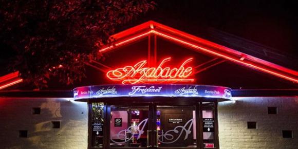 A la noche: un lugar que desde hace años atrae el público. Foto;: Azabache