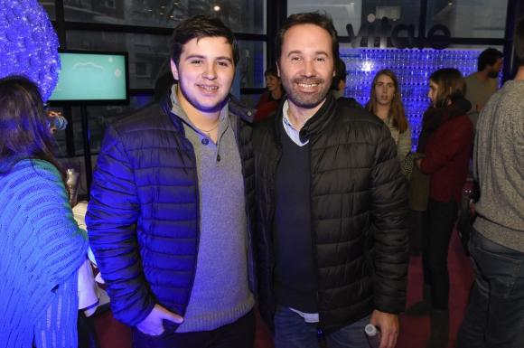 Mateo y Martín Gómez.