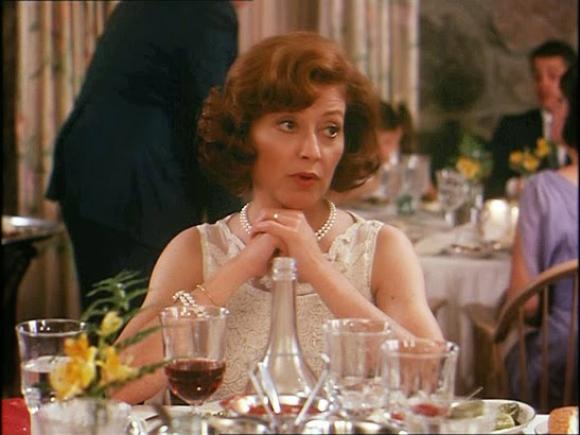 Una actriz que mantuvo una carrera pareja.