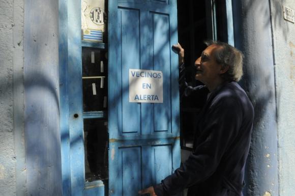 Vecinos de Montevideo y Canelones se agrupan para lograr mayor seguridad. Foto: A. Colmegna