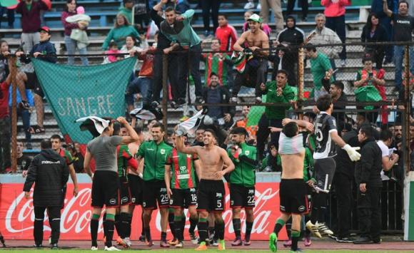 Rampla Juniors venció a Cerro por 2-1. Foto: Marcelo Bonjour.