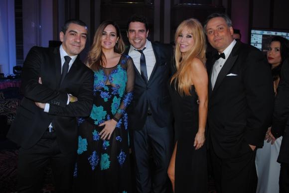 Walter Queijeiro, Belén Francese, Pablo Granados, Matías Ale, Graciela Alfano, Juan Herrera.
