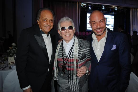 Roberto Giordano, Carlos Perciavalle, Jimmy Castillos.