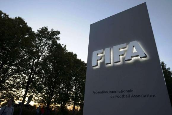 Sede de la FIFA en Zúrich, Suiza. Foto: Archivo El País.