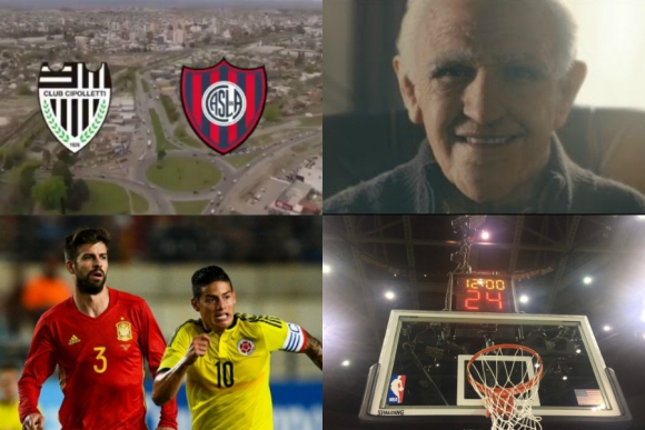 El futuro de Chile, Shakiro en España, las cámaras en la NBA y más