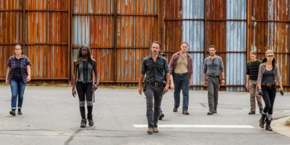 The Walking Dead. Foto: Difusión