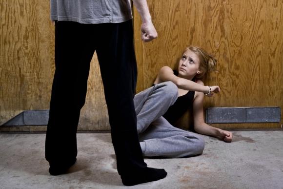 Violencia doméstica. Foto: ShutterStock