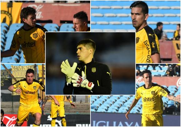 Las nuevas y viejas piezas de Peñarol