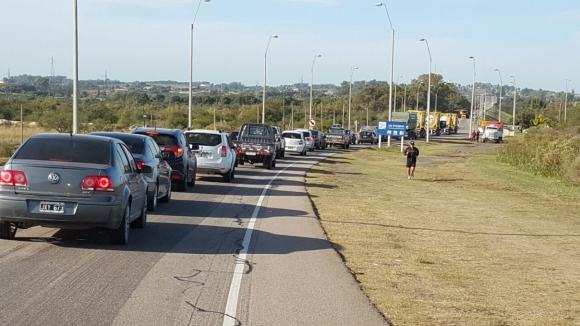 Se espera el ingreso de unos 25 mil turistas argentinos. Foto: Daniel Rojas