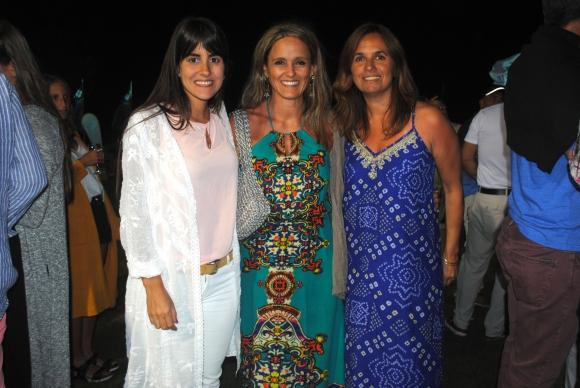 Sofía Sampietro, María Castells, María Victoria Pieri.