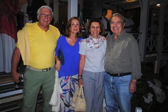 Roberto Vázquez, Dina Villar, Lilian Arbiza, Breogan Gonda.