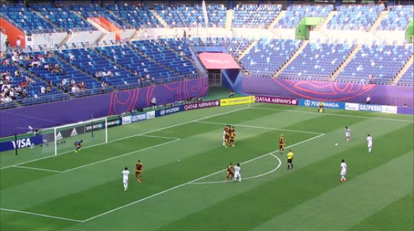 Match 37- Venezuela v. Japan - FIFA U-20 World Cup 2017