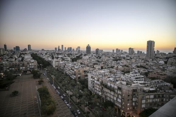 Tel Aviv. La ciudad acoge a unas 1.450 startups del total de 5.000 que se han desarrollado en el país.