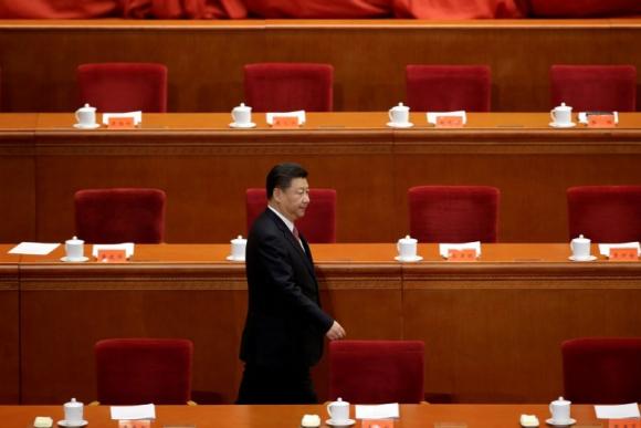 Xi Jinping, presidente de China. Foto: Reuters.